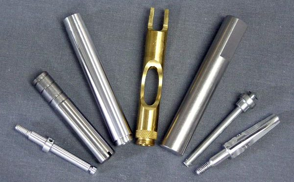Custom machining bicyle drive shaft