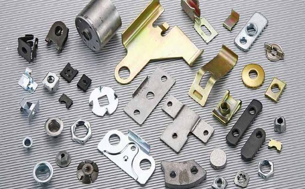 Precision Stamping Part