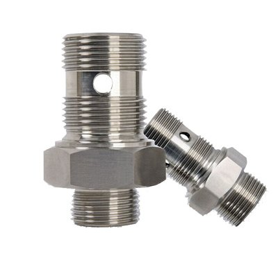 Custom Stainless Steel Fittings