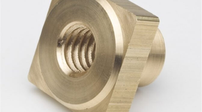 China CNC Brass Parts