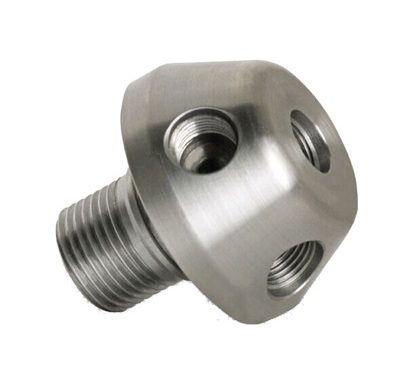 Precision Metal Turned Components