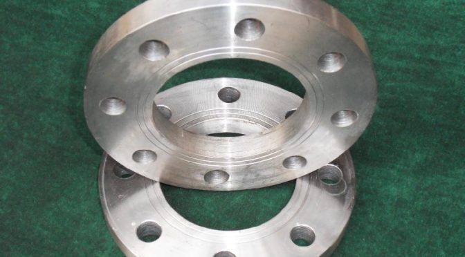 Custom Forged Flange